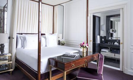 Chambre Deluxe - J.K. Place Paris - Paris