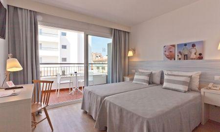 Chambre Double - Hotel Pineda Splash - Barcelone