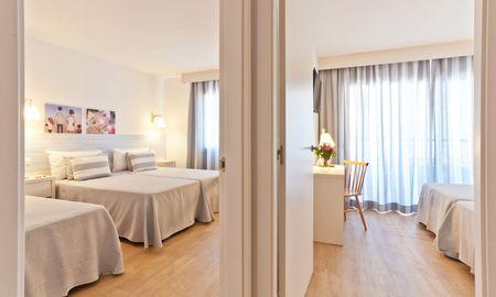 Suite Familiale - Hotel Pineda Splash - Barcelone