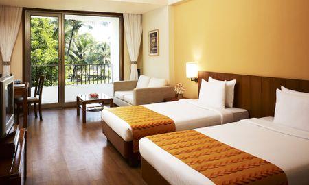 Cidade Standard Room Twin Bed - Cidade De Goa - IHCL SeleQtions - Goa