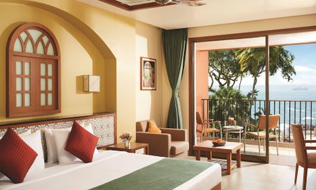 Cidade Classic Room King Bed Sea View - Cidade De Goa - IHCL SeleQtions - Goa