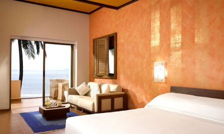 Cidade Deluxe Room with sit-out Sea View - Cidade De Goa - IHCL SeleQtions - Goa