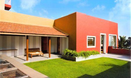 Jardim Suite King Bed Sea View - Cidade De Goa - IHCL SeleQtions - Goa