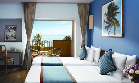 Cidade Superior Room Sea View King Bed - Cidade De Goa - IHCL SeleQtions - Goa