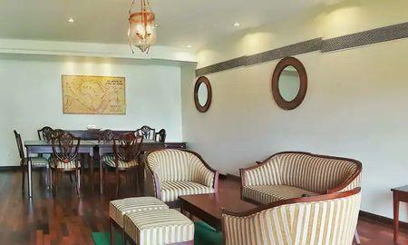 Vasco da Gama Suite King Bed Sea View - Cidade De Goa - IHCL SeleQtions - Goa