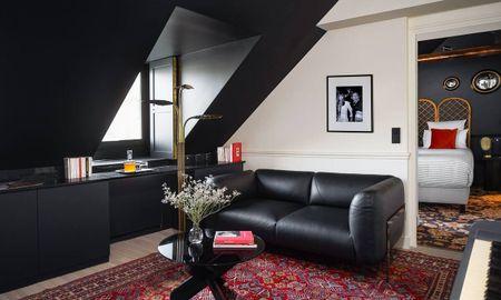 Suite Junior Deluxe - Hotel ChouChou - Paris