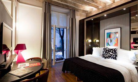 Chambre Supérieure Double - Hôtel Du Jeu De Paume - Paris