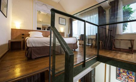 Suite Duplex - Hôtel Du Jeu De Paume - Paris