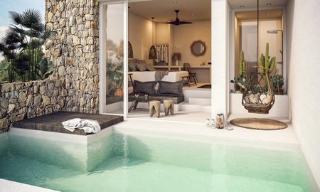 Jungle Suite - Private Pool - Habitat Mykonos - Mykonos