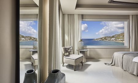Amazon Suite - Sea View & Infinity Private Pool - Amazon Mykonos Resort - Mykonos