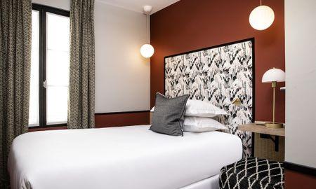 Habitación Individual - Hotel Paris LaFayette - Paris