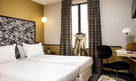Habitacion Clásico Twin - Hotel Paris LaFayette - Paris