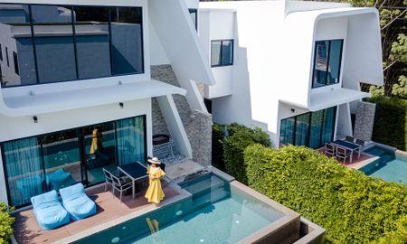 Villa Hideaway de Dos Dormitorios con Piscina - Utopia Naiharn - Phuket