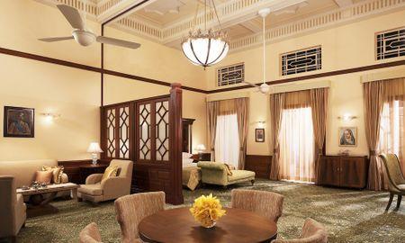 Grand Royal 1 Bedroom Suite King Bed - Umaid Bhawan Palace - Jodhpur