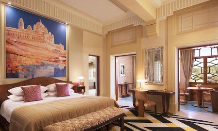 Historical 1 Bedroom Suite King Bed - Umaid Bhawan Palace - Jodhpur