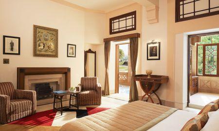 Palace Room Twin Bed - Umaid Bhawan Palace - Jodhpur