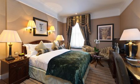 Chambre Deluxe - The Colonnade - Londres