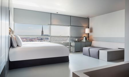 SO COMFY,1 lit king, St. Stephen's Cathedral View - Hotel Sofitel Vienna Stephansdom - Vienne