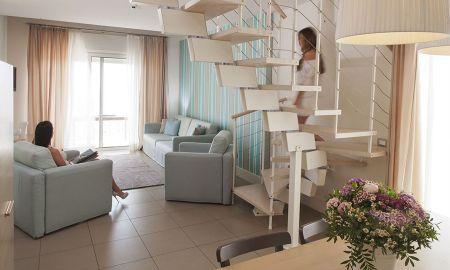 Suite Executive - Le Rose Suite Hotel - Rimini