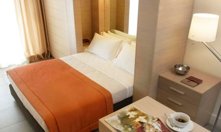Chambre Confort - Le Rose Suite Hotel - Rimini