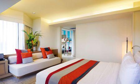 Suite Familiale - Balcon - Pullman Pattaya Hotel G - Pattaya