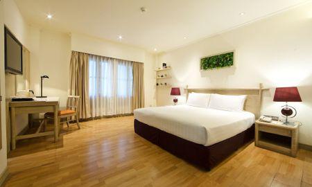 Chambre King Jardin Lanai - Pullman Pattaya Hotel G - Pattaya