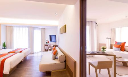 Suite Exécutive - Balcon - Pullman Pattaya Hotel G - Pattaya