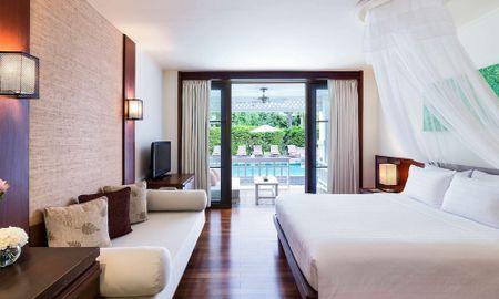 Lanai Chambre - Piscine - Pullman Pattaya Hotel G - Pattaya