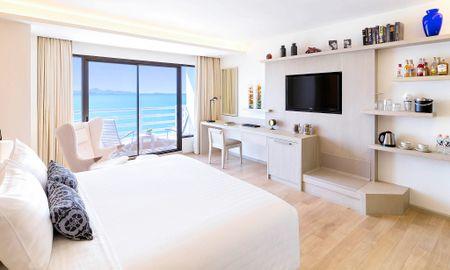 Chambre Exécutive - Pleine Vue Mer - Pullman Pattaya Hotel G - Pattaya
