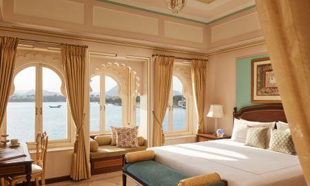 Grand Luxury Suite - Taj Fateh Prakash Palace - Udaipur