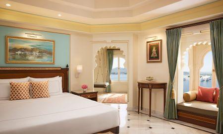Deluxe Suite - Taj Fateh Prakash Palace - Udaipur