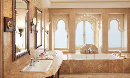Royal Suite - Taj Fateh Prakash Palace - Udaipur