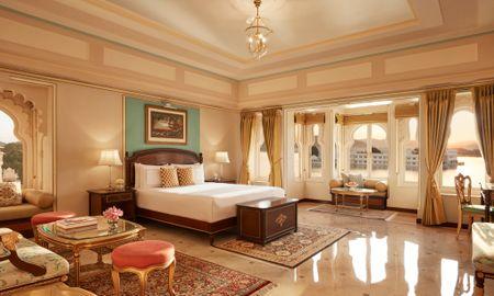 Luxury Suite - Taj Fateh Prakash Palace - Udaipur