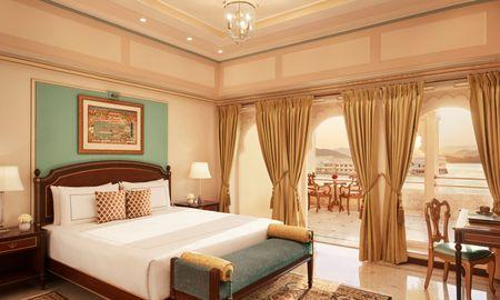 Luxury Suite with Sit Out - Taj Fateh Prakash Palace - Udaipur