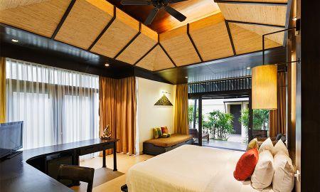 Quarto Deluxe - Vista para o Jardim - Impiana Resort Patong - Phuket