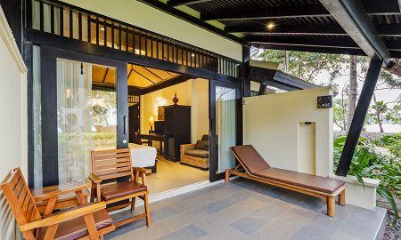 Номер Делюкс с видом на море - Impiana Resort Patong - Phuket