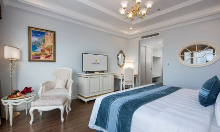 Business King Zimmer - Bergblick - Vinpearl Hotel Tay Ninh - Tây Ninh
