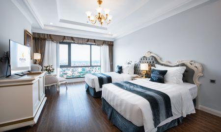Business Twin Zimmer - Bergblick - Vinpearl Hotel Tay Ninh - Tây Ninh