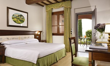 Chambre Standard Double - Borgobrufa SPA Resort - Adults Only - Pérouse