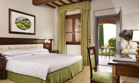 Habitación Estándar Doble - Borgobrufa SPA Resort - Adults Only - Perugia