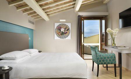 Suite avec Jacuzzi à l'Extérieur - Borgobrufa SPA Resort - Adults Only - Pérouse