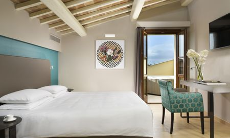 Suite com Jacuzzi Externa - Borgobrufa SPA Resort - Adults Only - Perúgia
