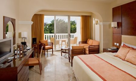 Chambre Club Familiale avec Accès Piscine - Grand Sunset Princess - All Inclusive - Playa Del Carmen
