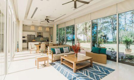 Maison Plage Deux Chambres Face à l'Océan - Andaman House - Phuket