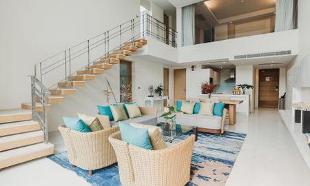 Penthouse Trois Chambres avec Cuisine - Andaman House - Phuket