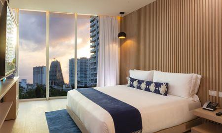 Quarto Superior King - SLS Cancun - Cancun