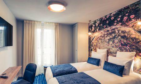 Habitación Estándar Twin - Mercure Paris Suresnes Longchamp - Paris