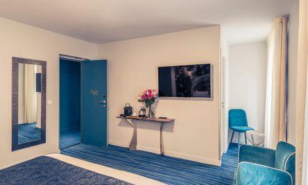 Habitación Privilege Doble - Mercure Paris Suresnes Longchamp - Paris