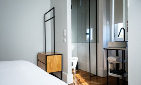 Chambre Deluxe avec Vue Mer - A House In Estoril - Adults Only - Lisbonne