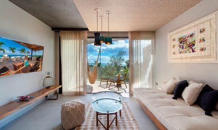 Chambre Premium Panorama Face à l'Océan - Mvngata Boutique Hotel - Adults Only - Playa Del Carmen